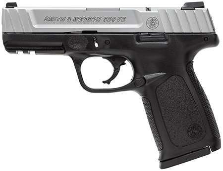 SMITH & WESSON SD9 VE 9mm SDT (Self Defense Trigger)