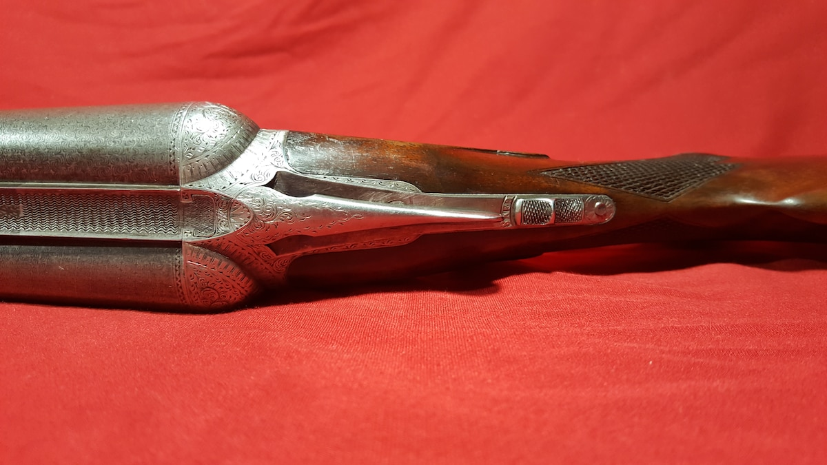 PARKER BROTHERS DH