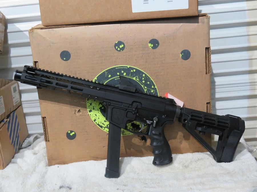 FOXTROT MIKE PRODUCTS Eagle 1 Tactical Custom AR-9