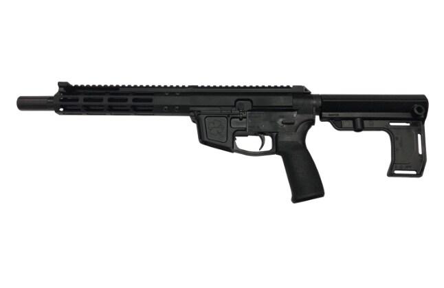 FOXTROT MIKE PRODUCTS FM9 Billet 9mm AR15 Pistol