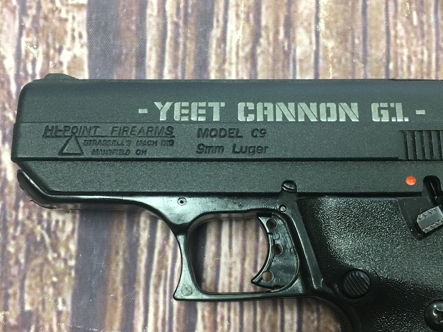 HI-POINT C9 YEET CANNON G1 ( Limited Edition )