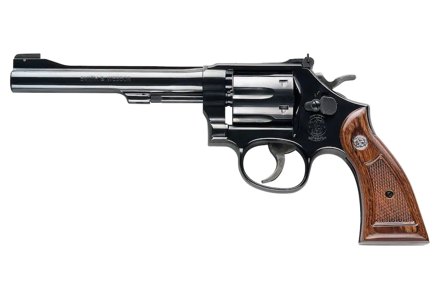 SMITH & WESSON Model 17 Masterpiece  - 150477