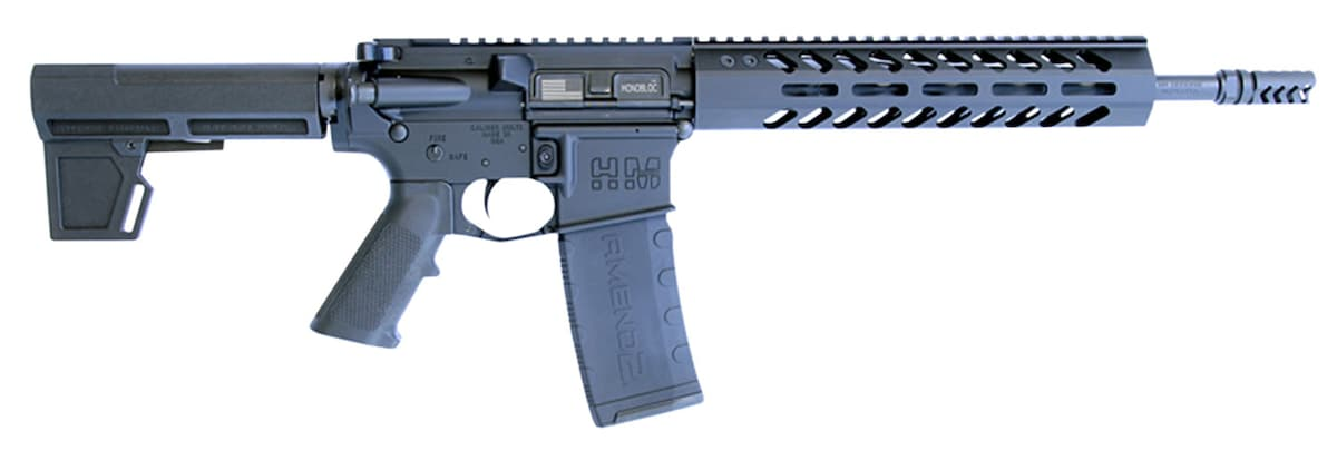 HM DEFENSE & TECHNOLOGY RADIER M5 -  HMP15F-MB-556
