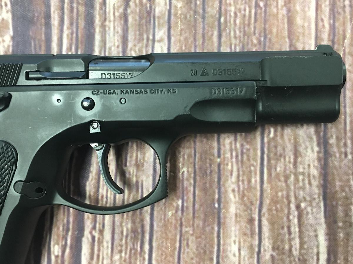 CZ CZ 75 B Convertible (Omega)