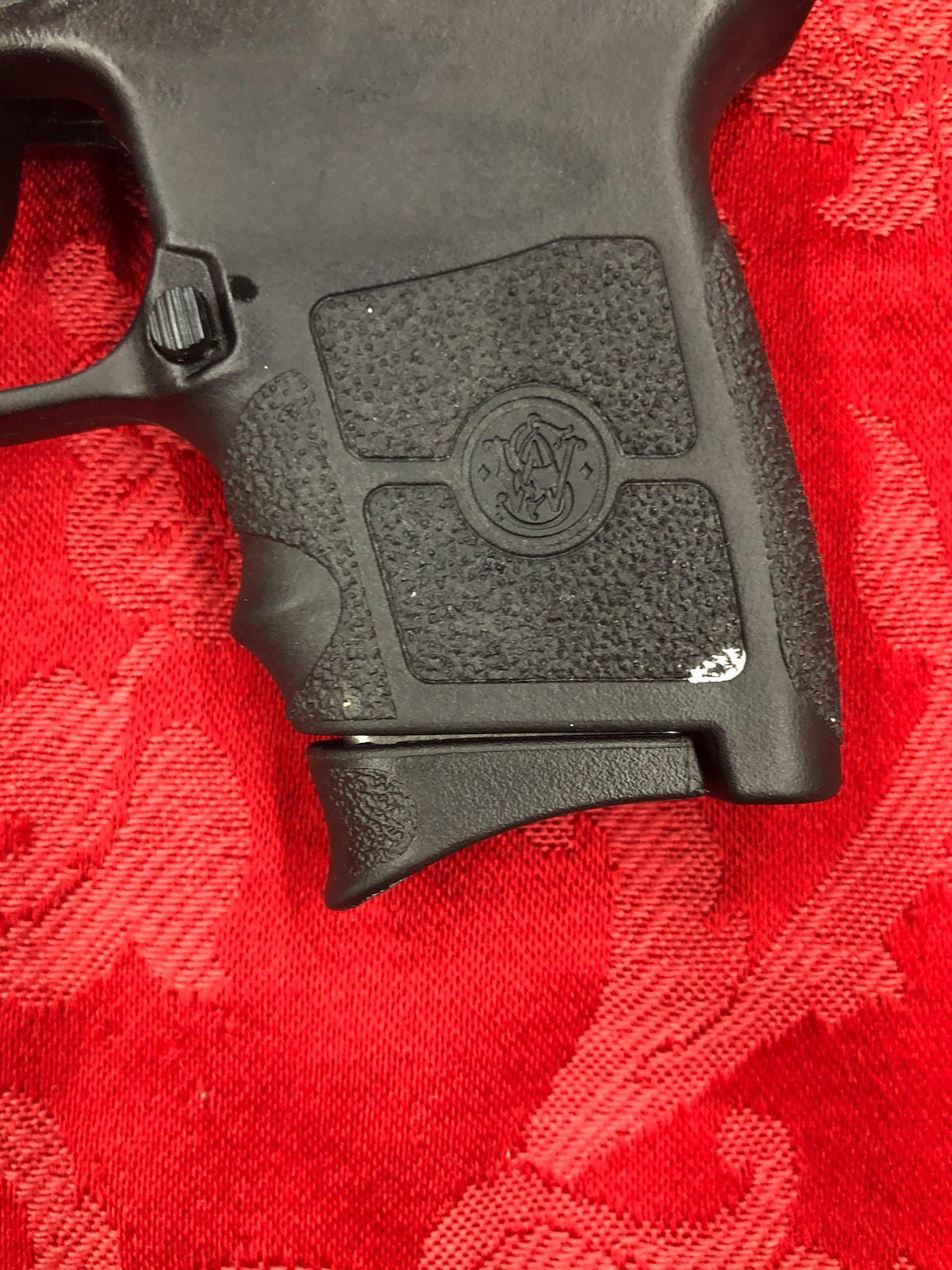 SMITH AND WESSON M&P BODYGUARD