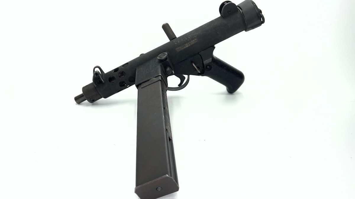 STERLING Wise Lite Arms Sterling mk4 Colefire Magnum pistol