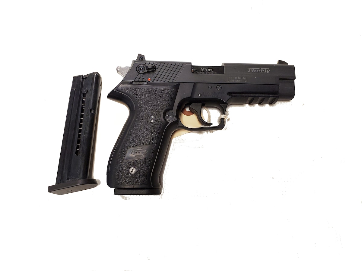 GSG GERMAN SPORTS GUNS FIREFLY