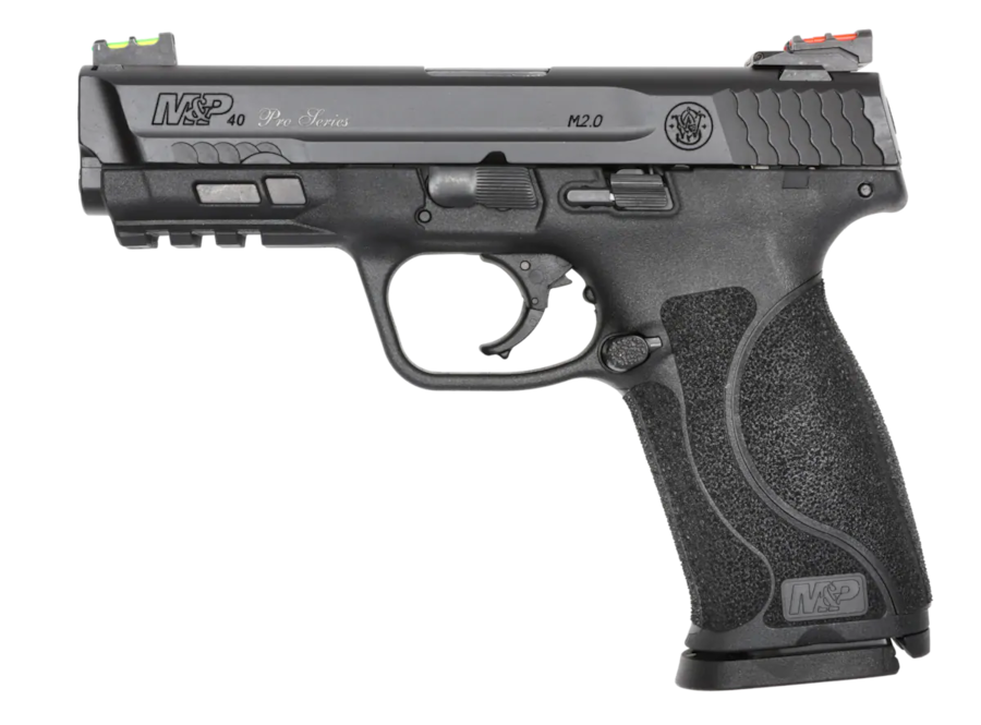 SMITH & WESSON PERFORMANCE CENTER M&P40 M2.0 PRO SERIES-11819