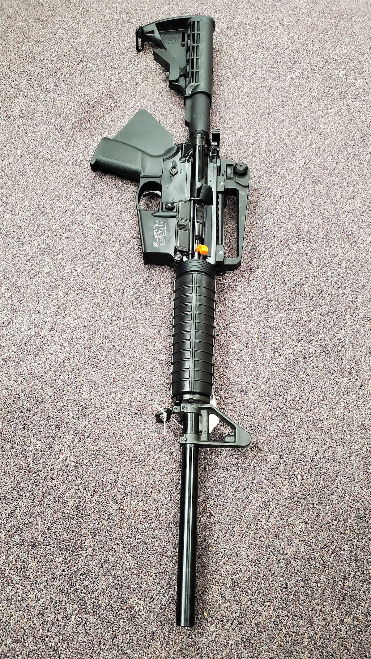 SMITH AND WESSON SMITH & WESSON M&P15 SPORT II CA COMPLIANT
