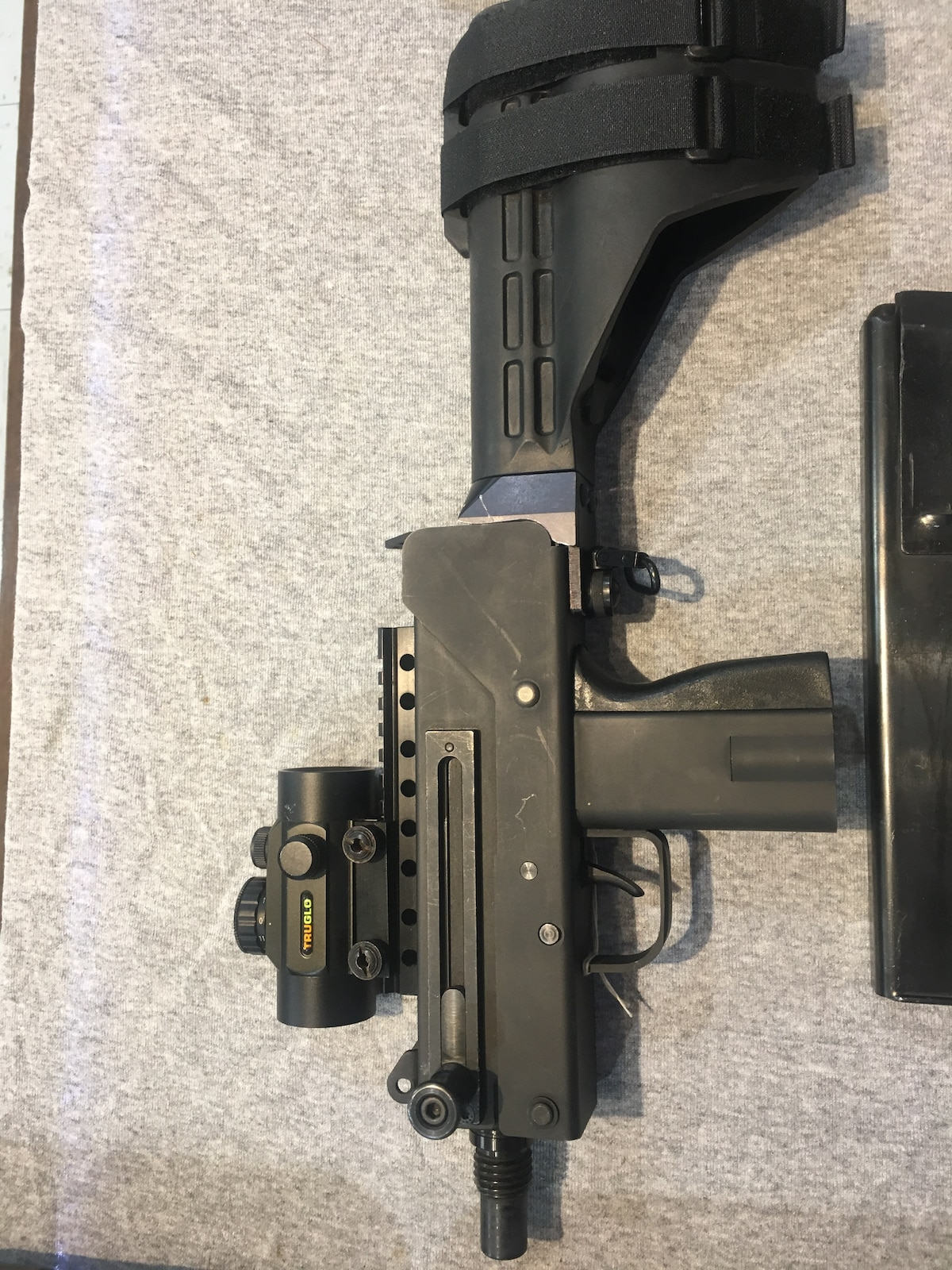 MASTERPIECE ARMS MPA10SST