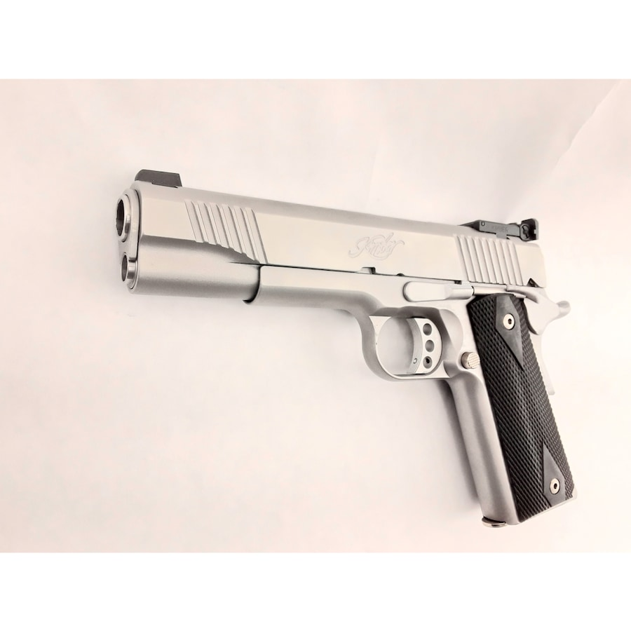 KIMBER 1911 (Classic Stainless Target)