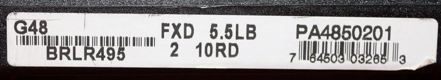 GLOCK 9MM G48 PA4850201
