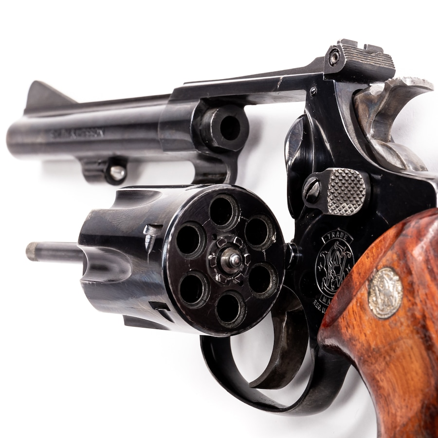 SMITH & WESSON MODEL 34-2