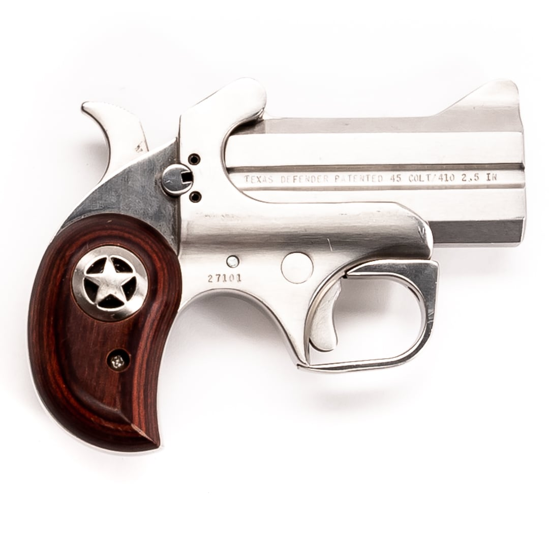 BOND ARMS TEXAS DEFENDER