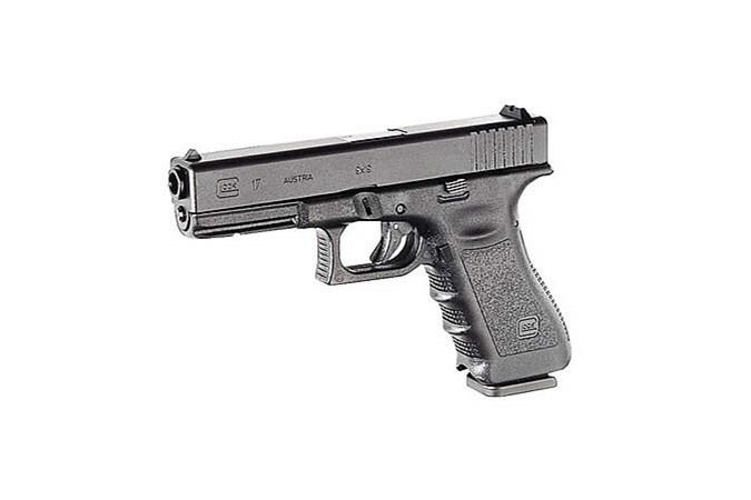 GLOCK G17 Gen 3 9mm
