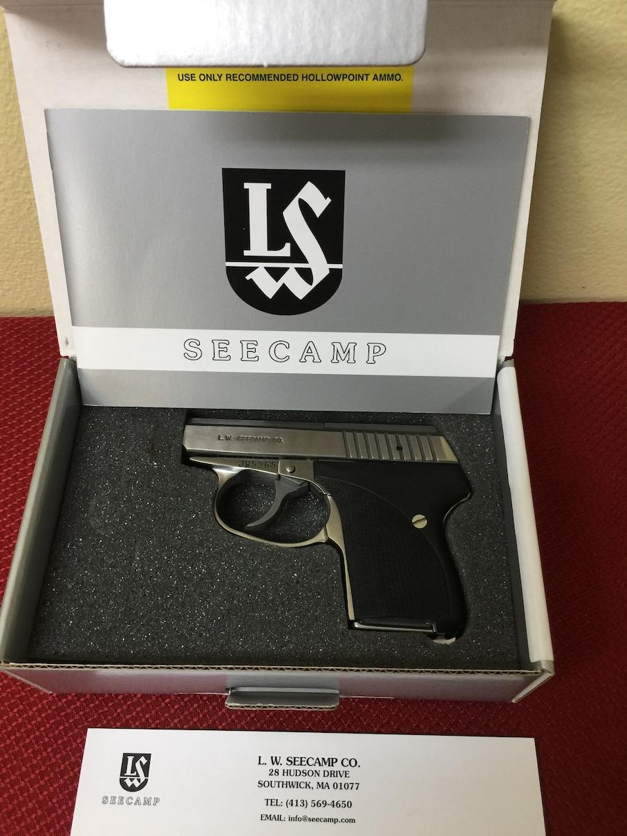 L.W. SEECAMP CO. LWS-32
