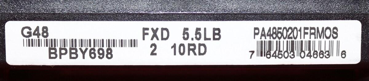 GLOCK 9MM G48 PA4850201FRMOS