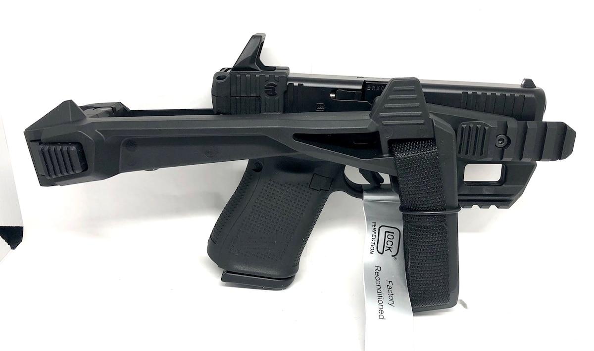 GLOCK G19 Gen 5 9mm w/ Stabilizer Kit