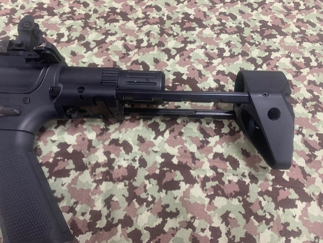 ANDERSON MANUFACTURING ar15