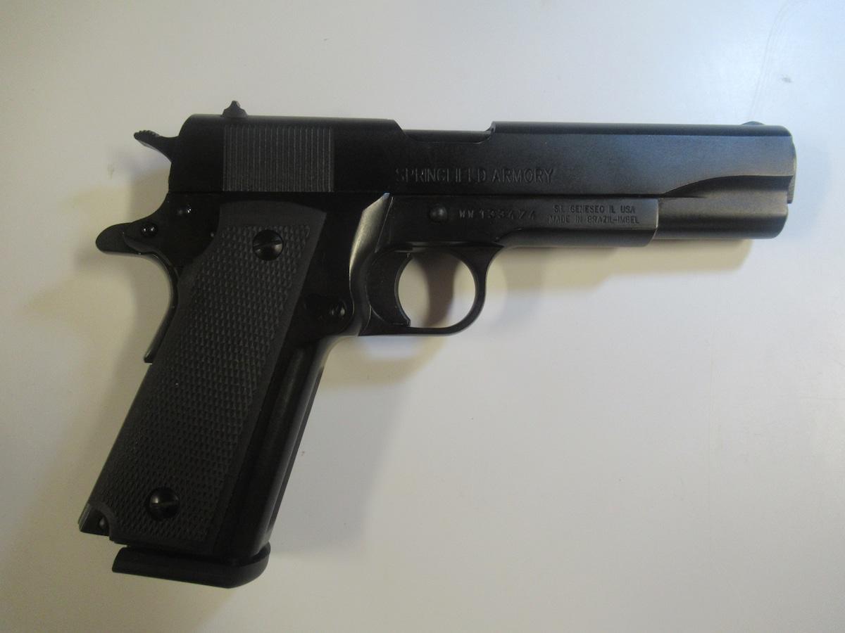 SPRINGFIELD ARMORY MODEL 1911-A1