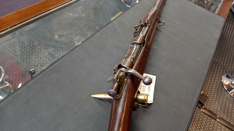 ROCK ISLAND ARSENAL US M1903