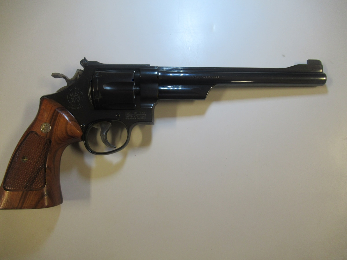 SMITH & WESSON 27-3