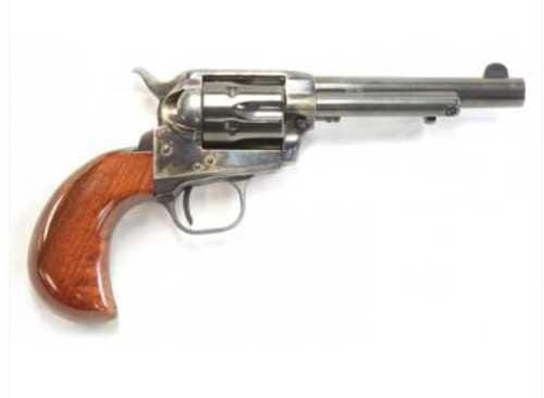"TAYLOR'S & CO. Taylor Stallion Compact 1873 Revolver 38 Special Birdshead Grip 4.75"" Barrel"