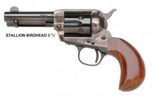 "TAYLOR'S & CO. Taylor Stallion Compact 1873 Revolver 38 Special Birdshead Grip 3.5"" Barrel"
