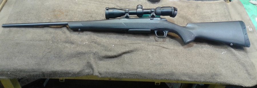 BROWNING A-Bolt - 30.06 Bolt Action Rifle