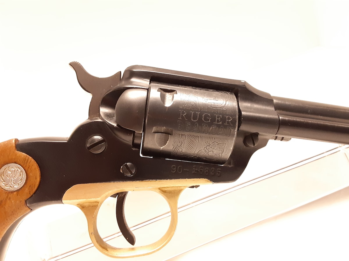 STURM, RUGER & CO., INC. Bearcat