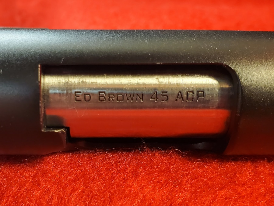 ED BROWN PRODUCTS, INC. Special Forces
