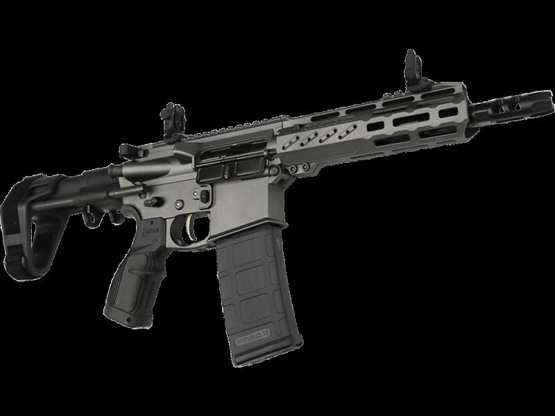 FOSTECH MFG. Tomcat W/ PDW Brace & ARII Echo Trigger 5.56