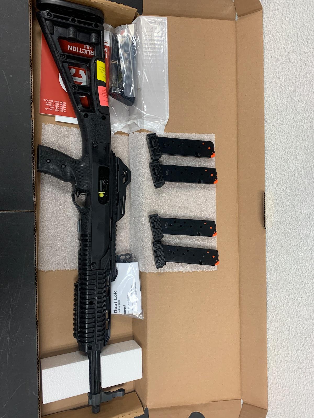 HI-POINT 4595TS 4595TS Carbine 45 ACP
