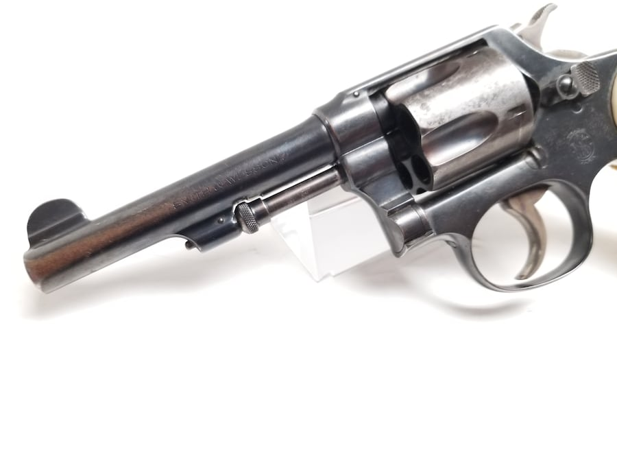 SMITH & WESSON REGULATION POLICE