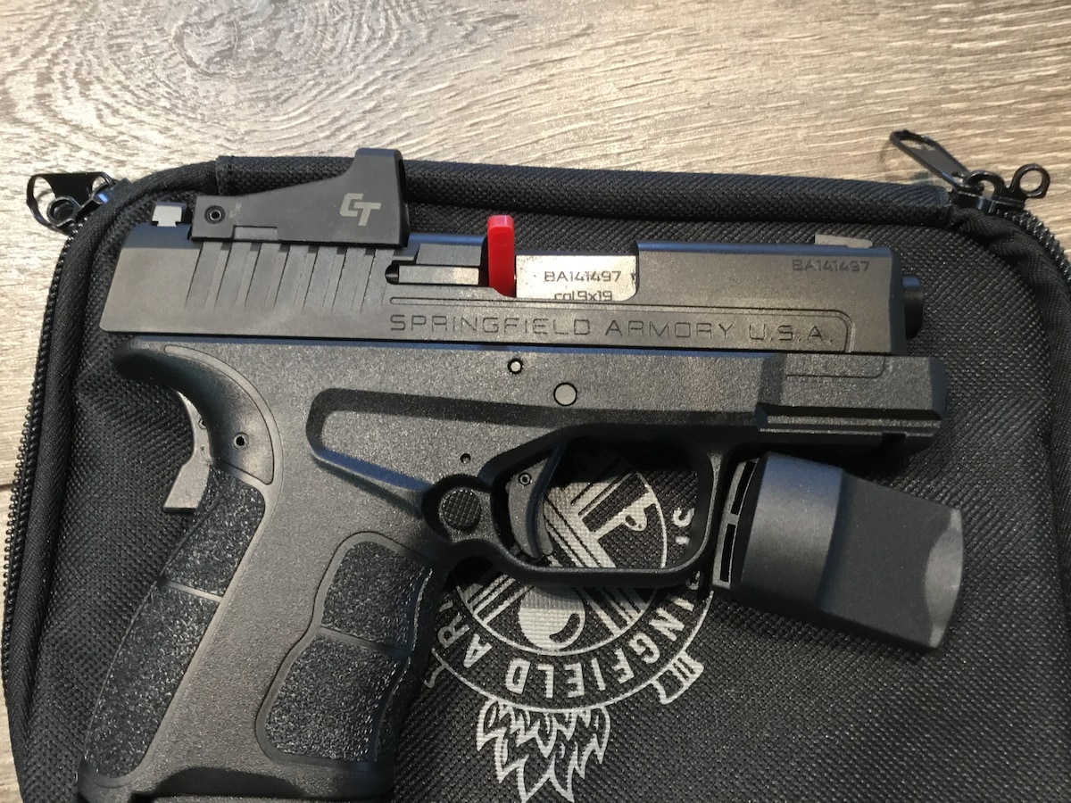 SPRINGFIELD xds-9 mod2 RD