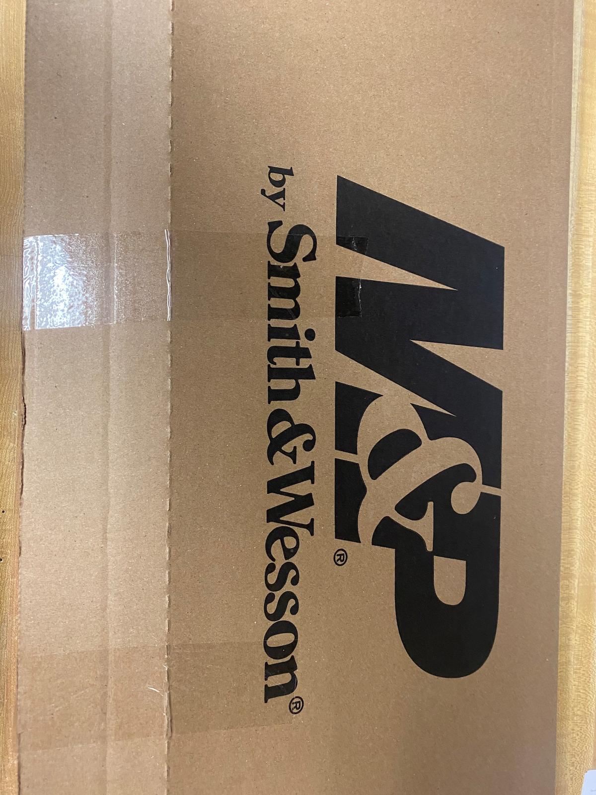 SMITH & WESSON M&P15-22P