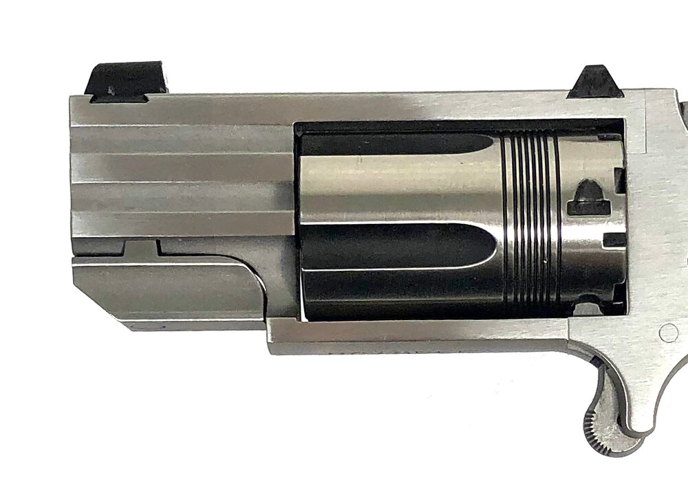 NORTH AMERICAN ARMS Pug Mini-Revolver - NAA-PUG-TX