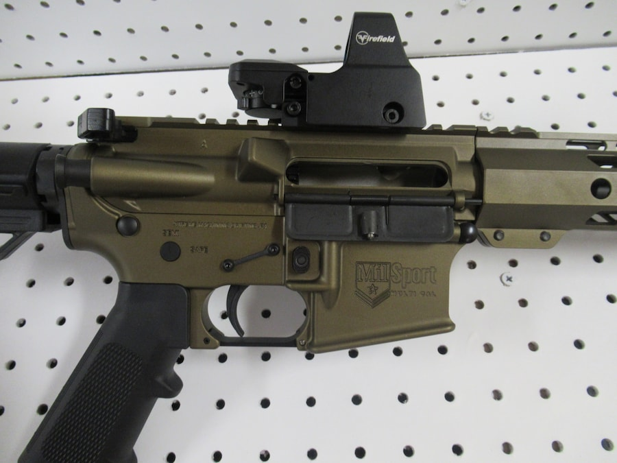 AMERICAN TACTICAL IMPORTS MIL SPORT