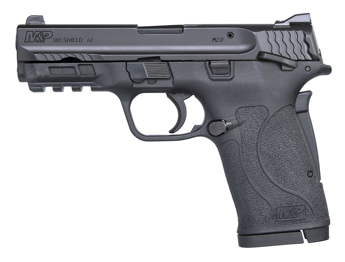 SMITH AND WESSON 11663 M&P Shield EZ 380 ACP WITH THUMP SAFETY