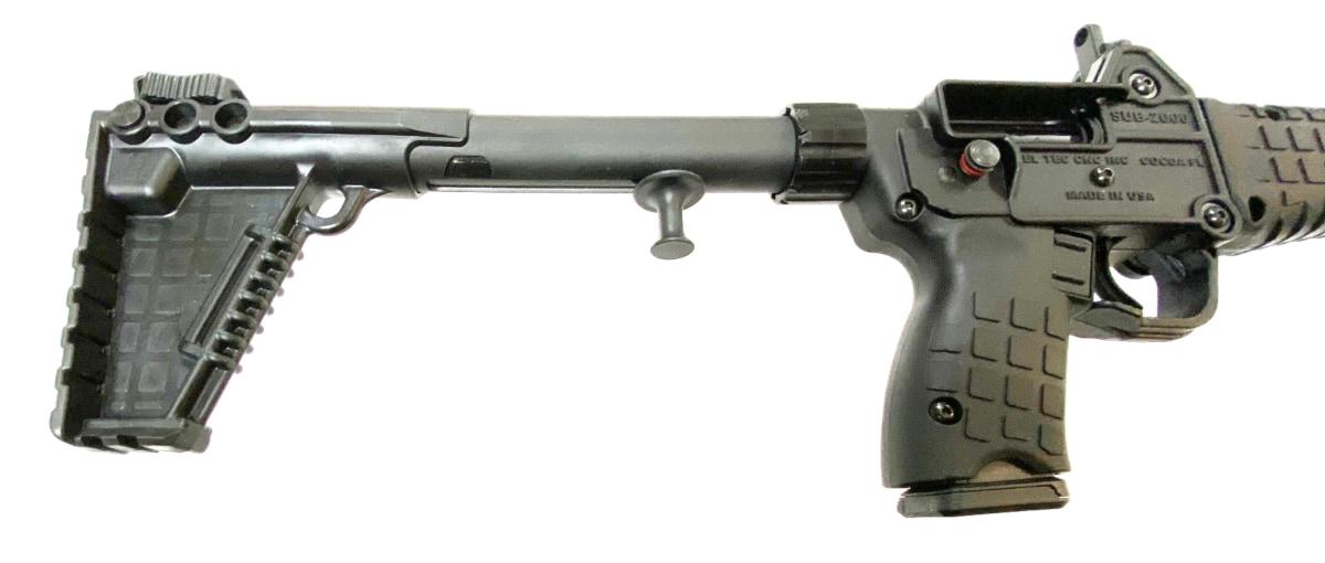 KEL-TEC Sub-2000 - SUB2K9GLK17BBLKHC