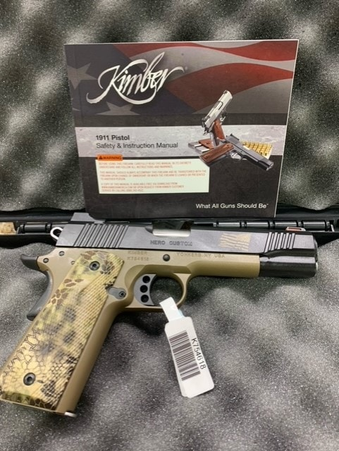 KIMBER HERO CUSTOM SPECIAL EDITION