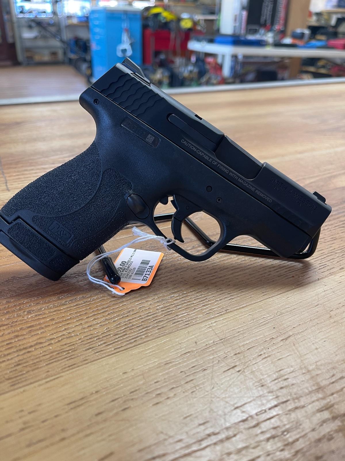 SMITH & WESSON 9mm M&P9 SHIELD M2.0