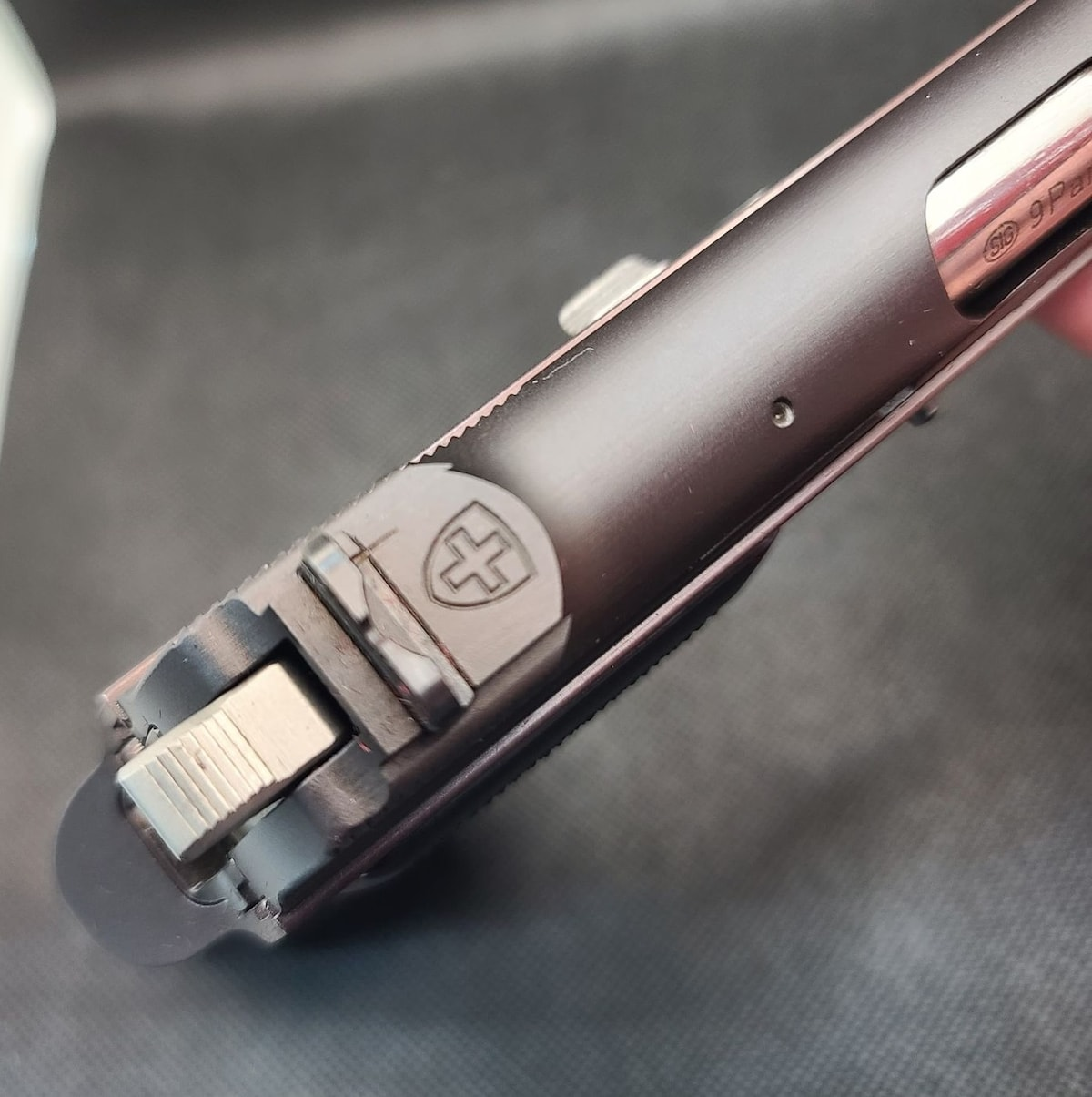 SIG ARMS AG P210-2