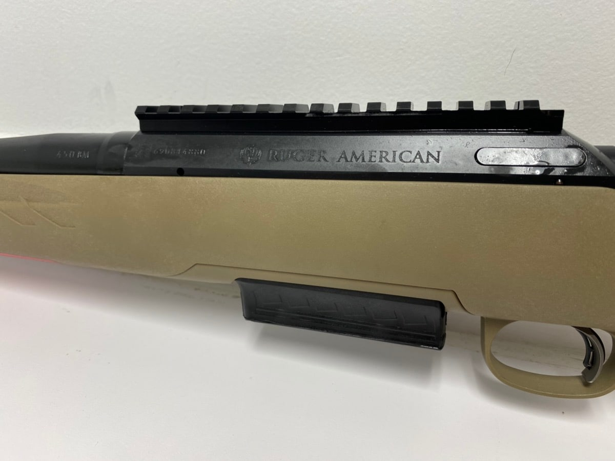 RUGER AMERICAN RANCH