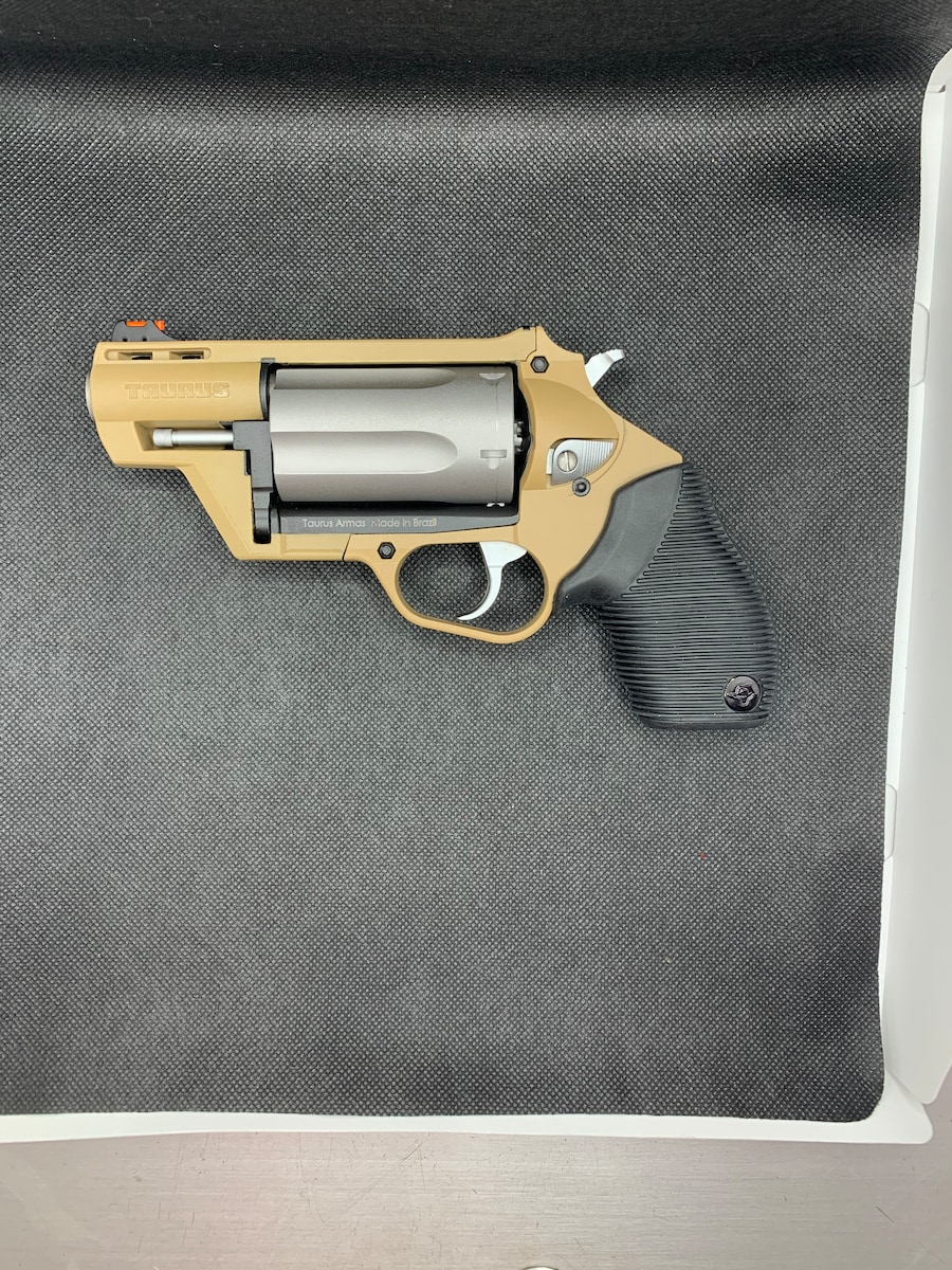 TAURUS THE JUDGE
