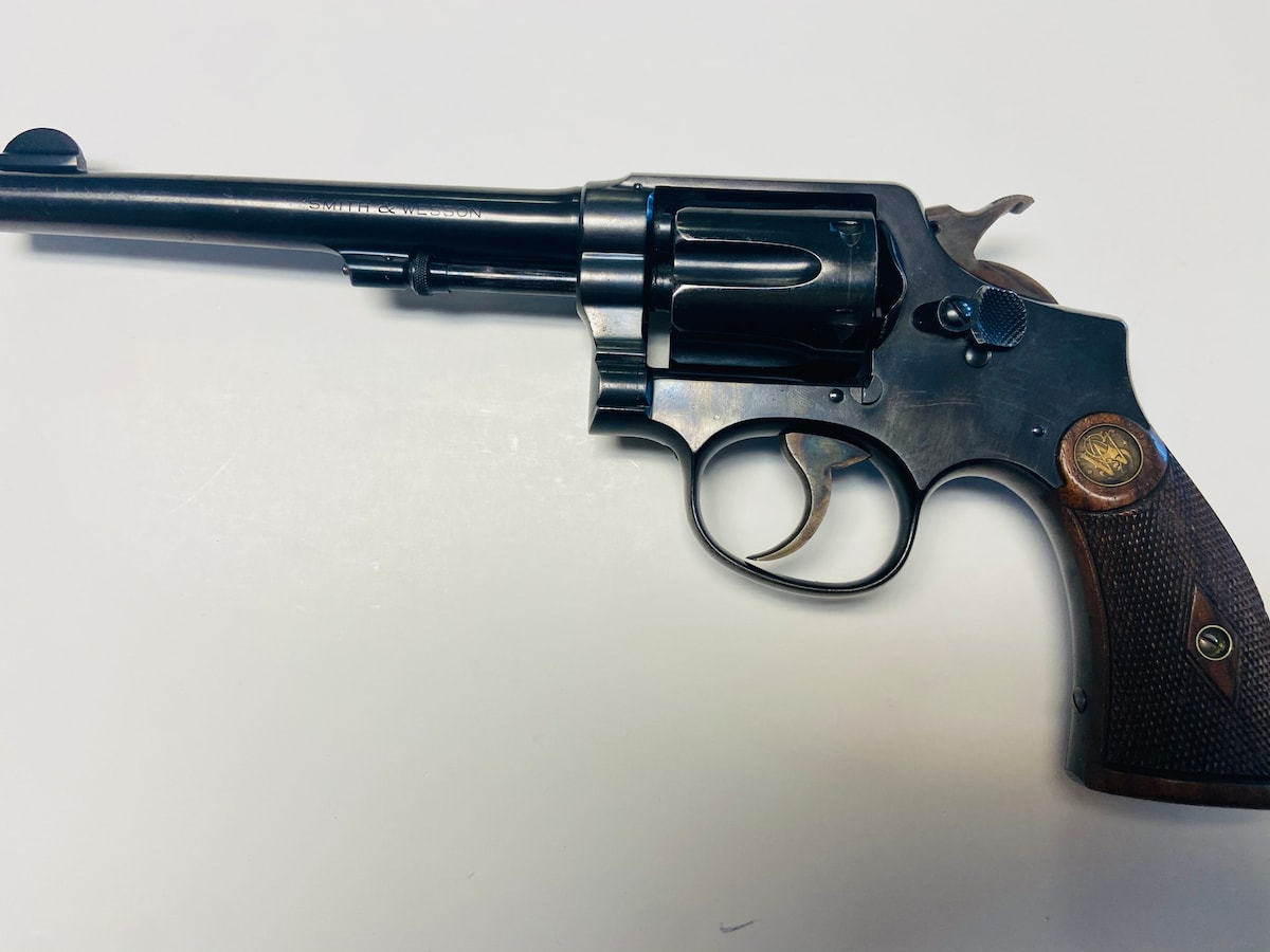 SMITH & WESSON MODEL 1905