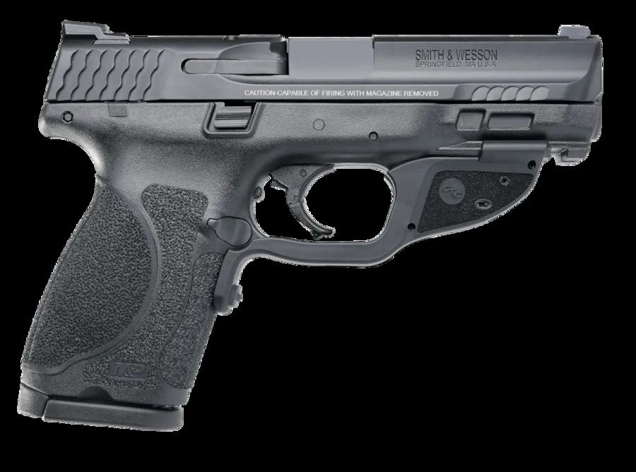 SMITH & WESSON M&P 9 M2.0 Compact Crime Trace Laserguard-12413S