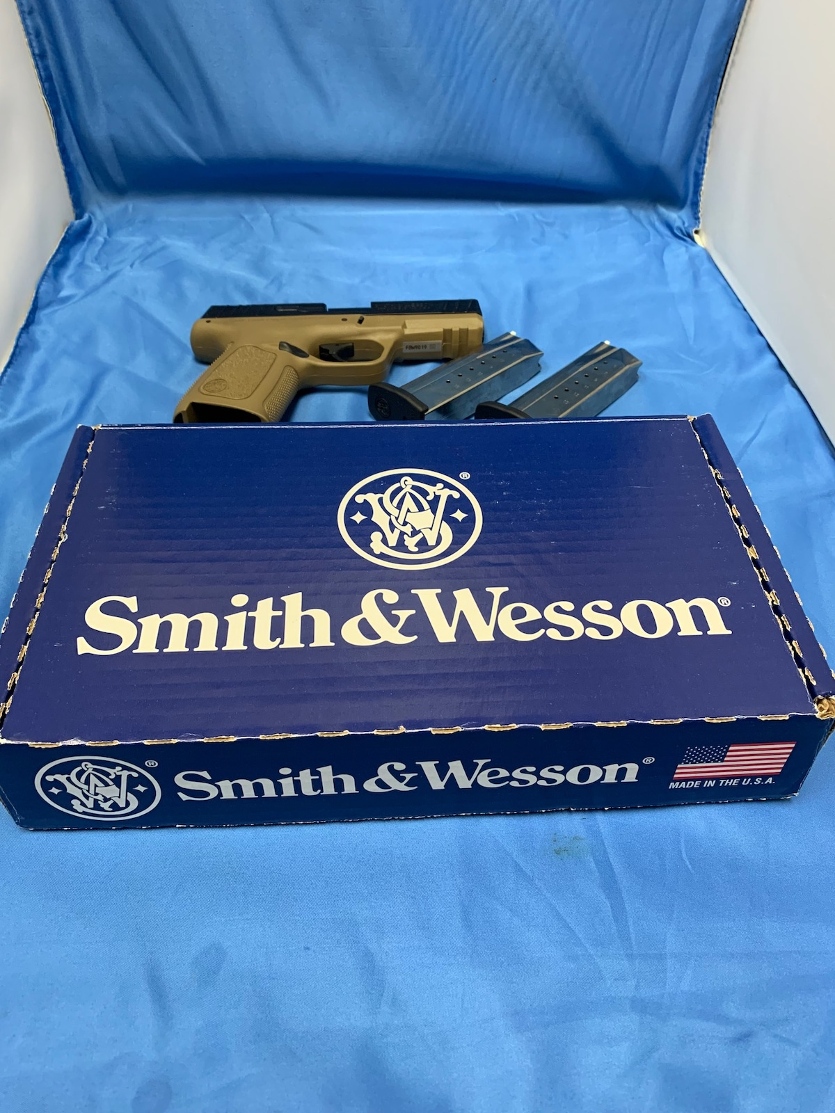 SMITH & WESSON SD9