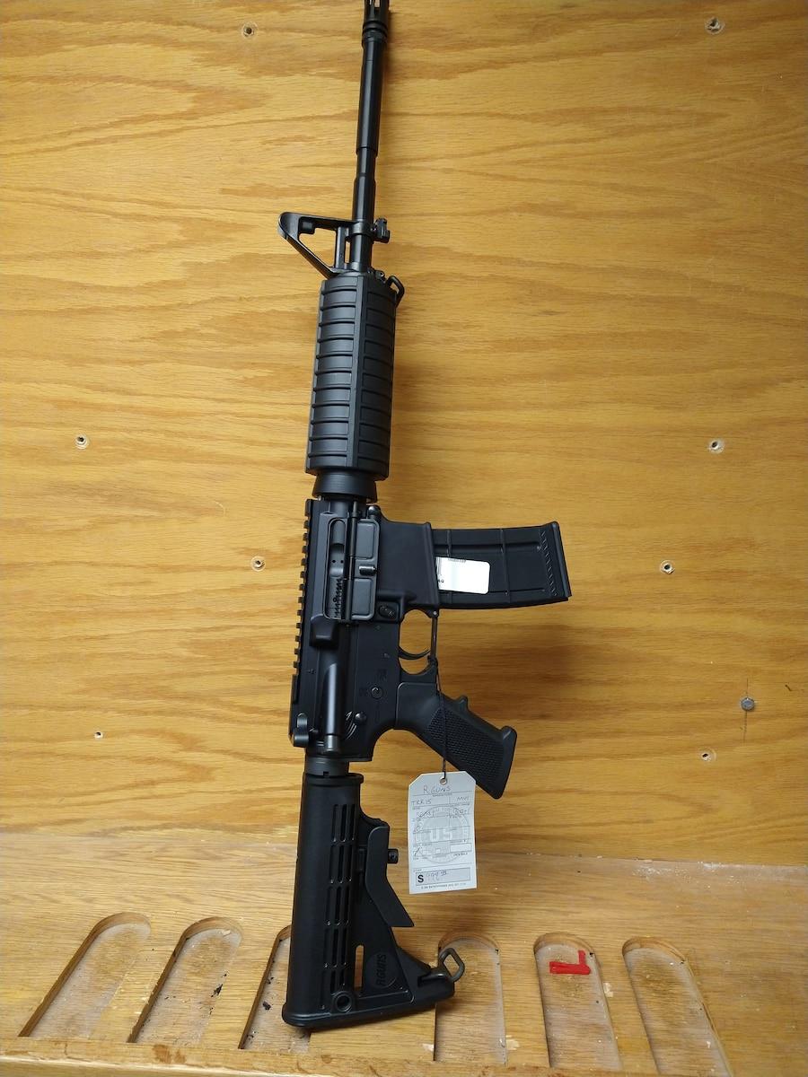 R GUNS AR TRR15