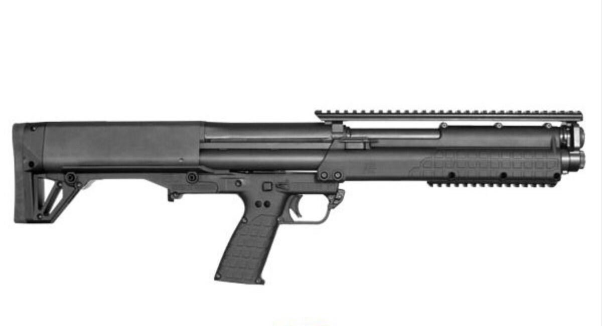 KEL-TEC KSG Black